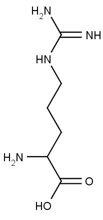 aminokyselina arginin