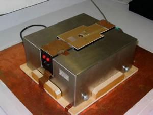 přenosný NMR spektrometr