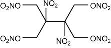 Křížení nebo lom čar označuje atomy uhlíku. Na každý atom uhlíku v místě lomu čáry se v našem případě váží ještě dva otomy vodíku.