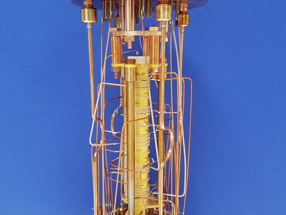 Extrémně přesný hmotnostní spektrometr systému Pentatrap, foto MPI für Kernphysik.