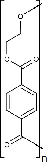 struktura polyethylentereftalátu
