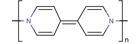 Struktura polybipyridylu