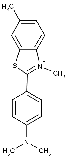 struktura thioflavinu T